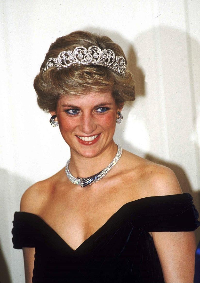 La hija perdida de Diana de Gales - Fmdos