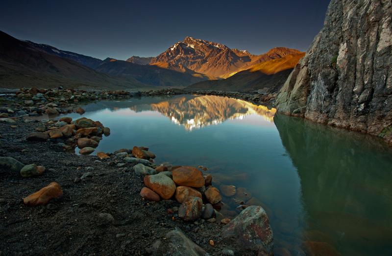 Los 7 destinos imperdibles cerca de santiago for Piscinas naturales chile