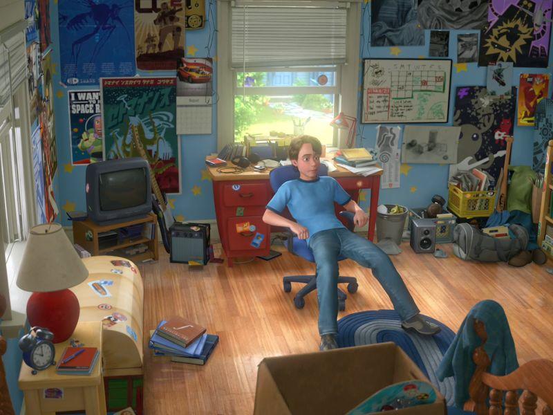 Un Grupo De Fan 225 Ticos De Toy Story Recre 243 La Habitaci 243 N De