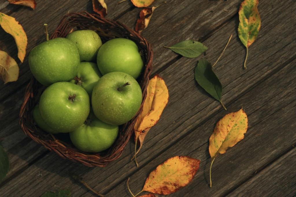 Manzana verde 2
