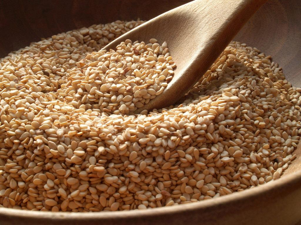 imagenes de semillas de sesamo