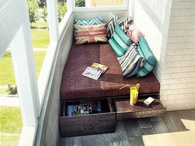 Ideas para decorar terrazas peque as fmdos for Sofas para terrazas pequenas