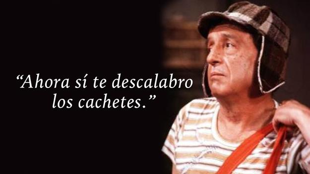 Las Mejores Frases De El Chavo Del 8 Fmdos