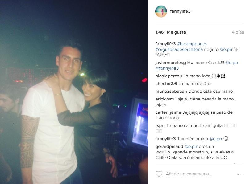 Fanny Cuevas instagram