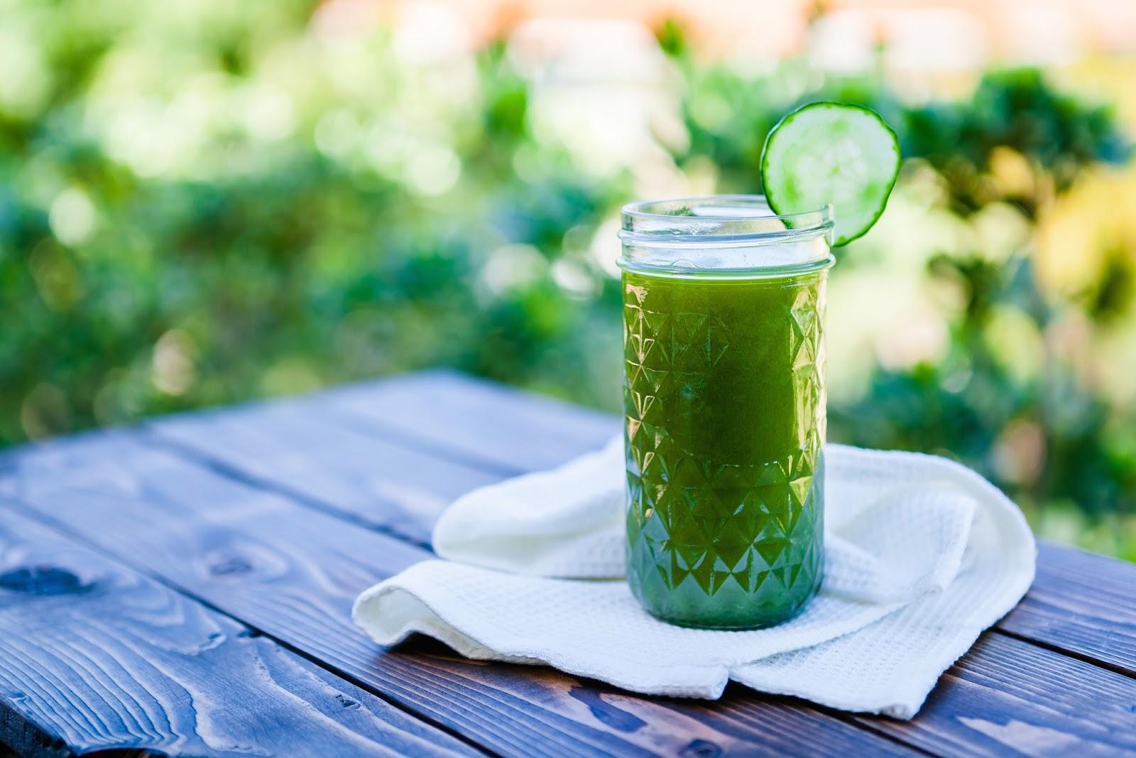 ¡Quema grasas con estos poderosos batidos verdes!