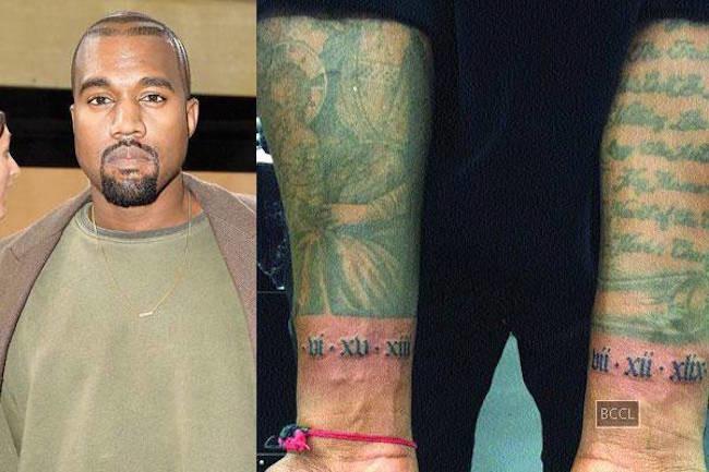 Tatuajes De Famosos El Ultimo Accesorio De Moda: Los Mejores Tatuajes De Los Famosos En Honor A Sus Hijos