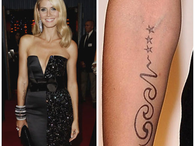 Los Mejores Tatuajes De Los Famosos En Honor A Sus Hijos Fmdos