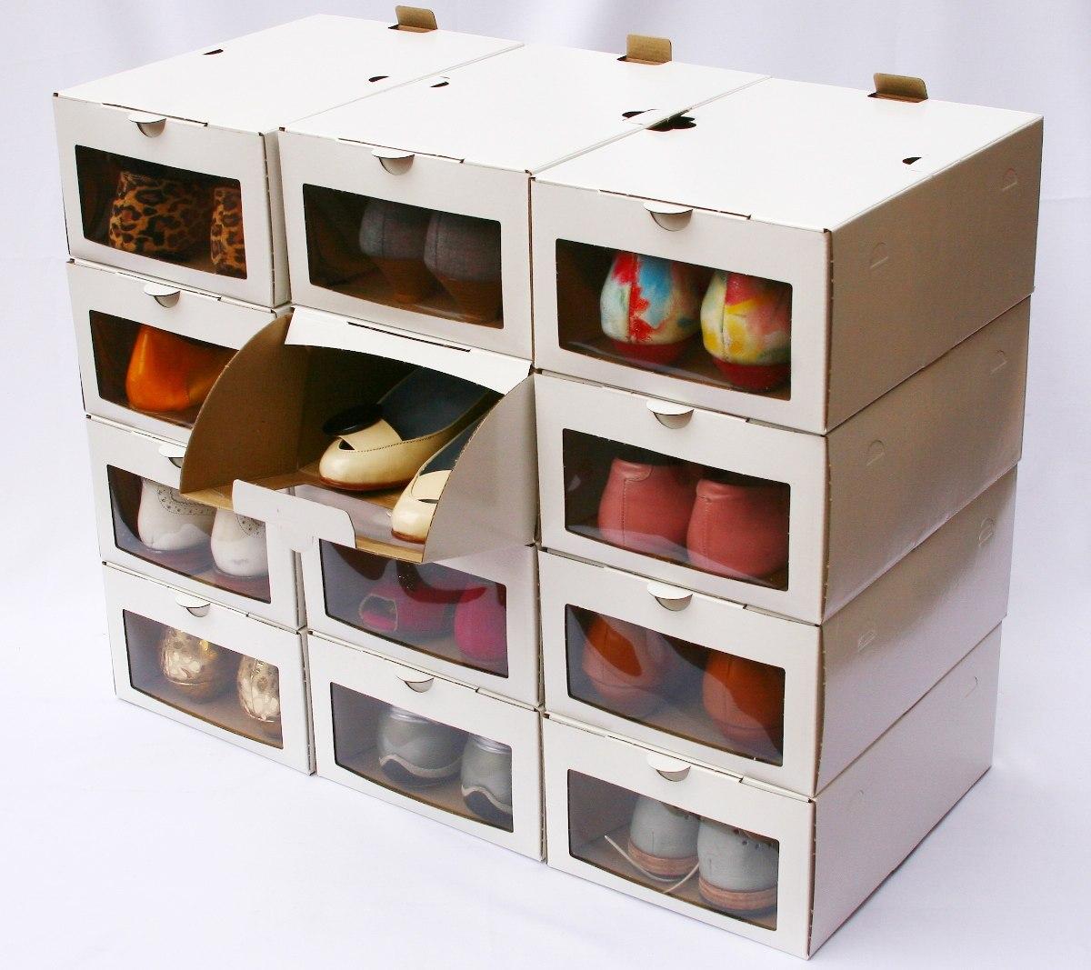Muchos zapatos mira estas excelentes ideas para organizarlos fmdos - Organizador de zapatos ...