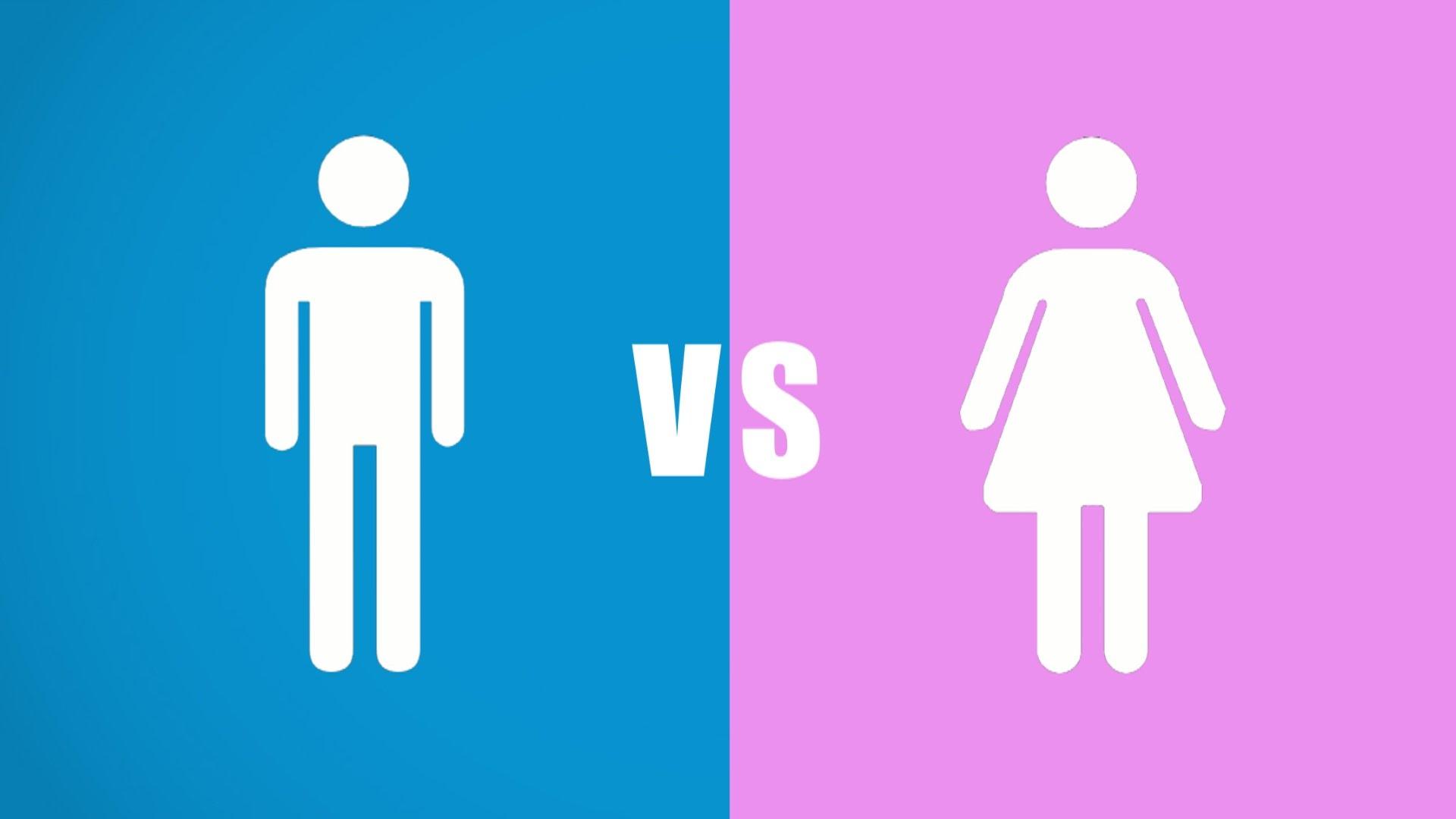 Hombres versus mujeres: 14 ilustraciones con las que te sentirás ...