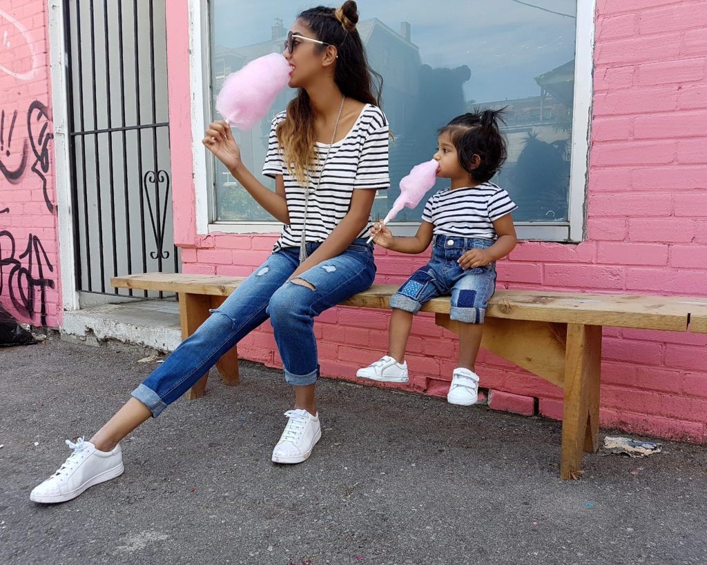 Mamás millennials: Mamás jóvenes con sus hijos