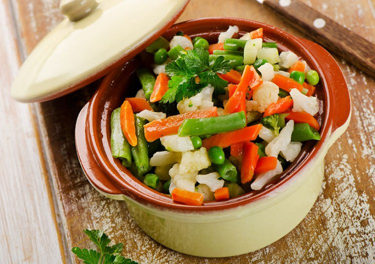 No las botes aprovecha las verduras con estas deliciosas for Cocinar vapor