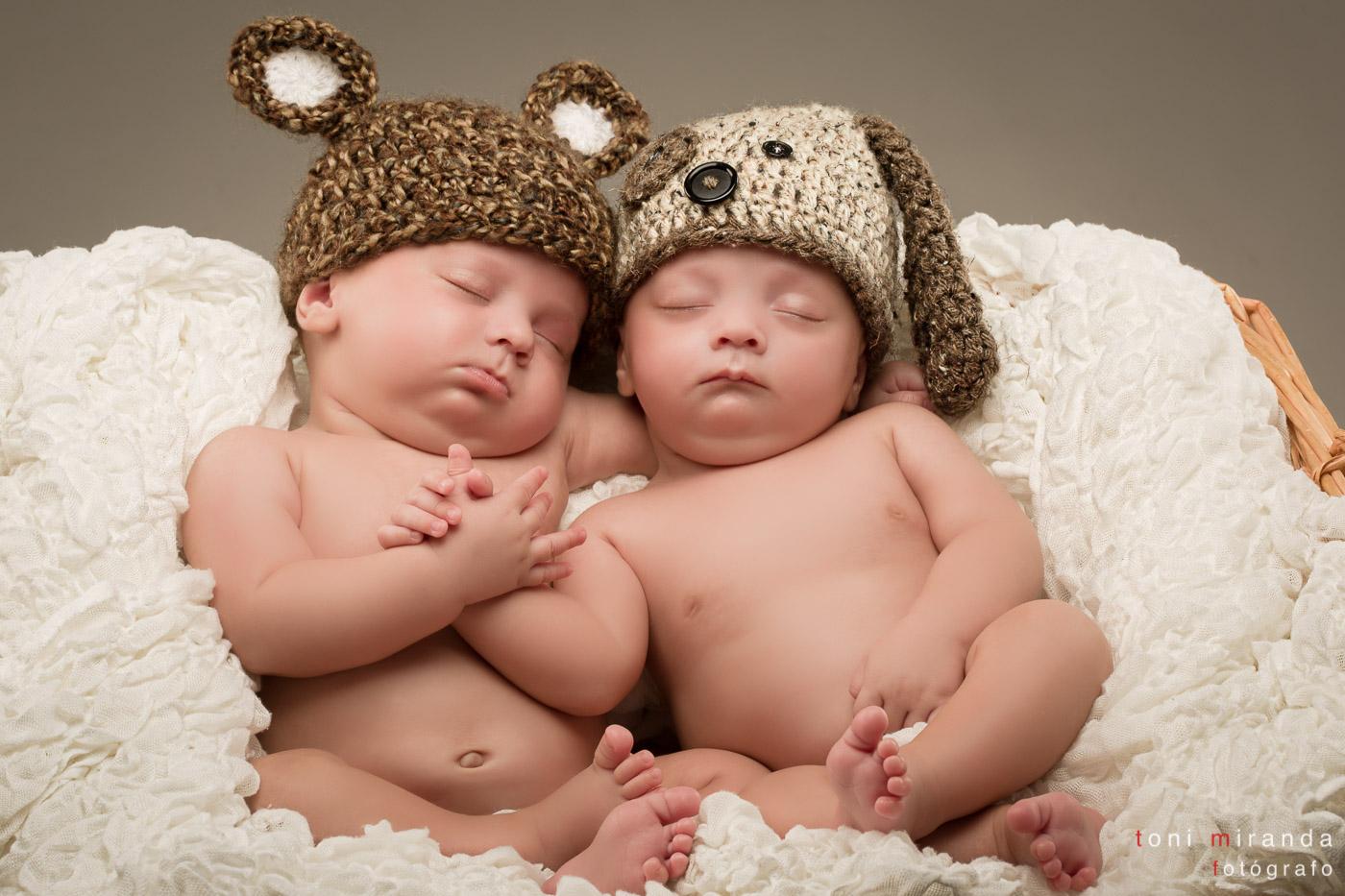 Barriga en el embarazo gemelar - Cuando Pares a Pares