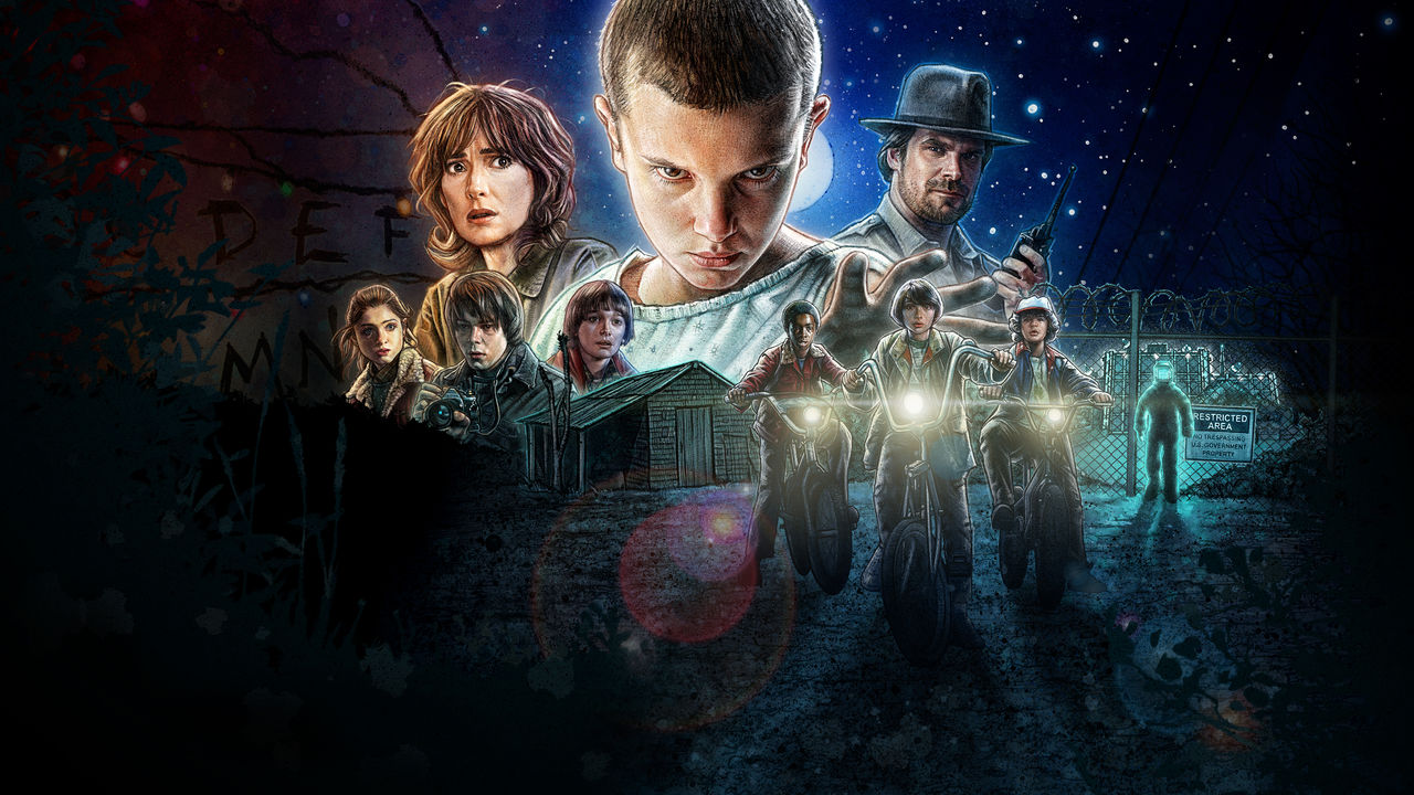 Stranger things lidera nominaciones a los Emmy