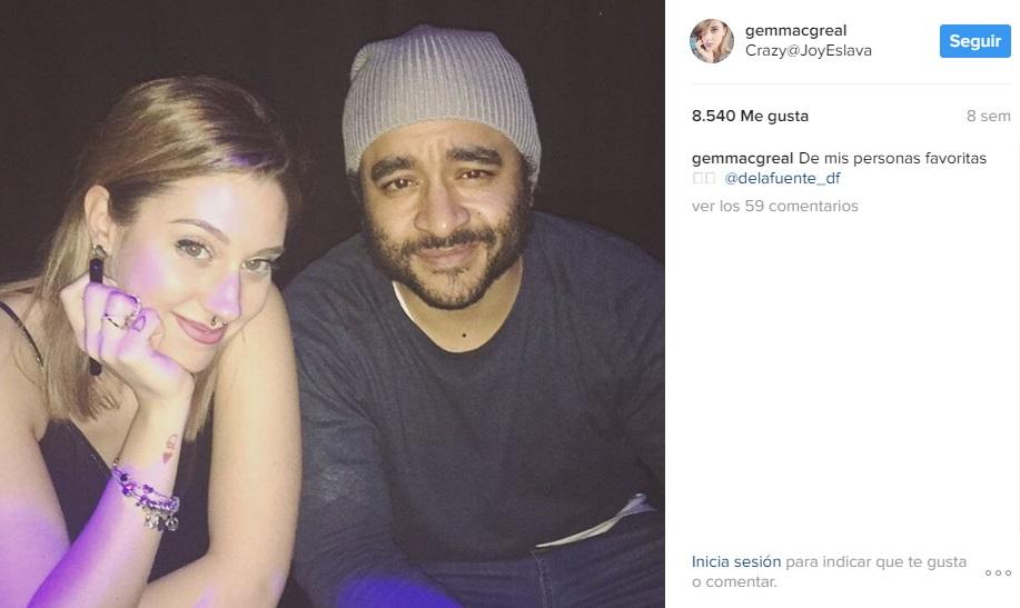 Gemma Collado Presentó A Su Nuevo Novio Fmdos