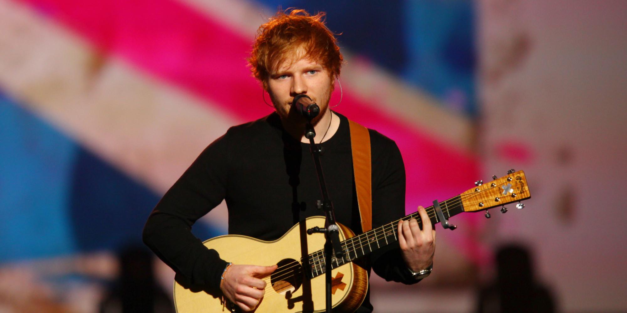 Ed Sheeran se convirtió en pieza de museo? Averígualo aquí