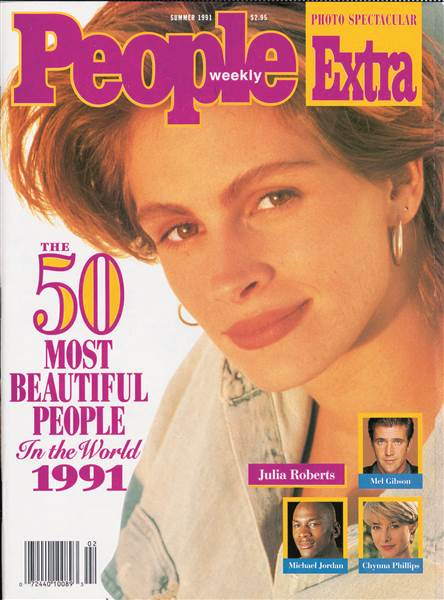 Julia Roberts portada revista People 1991