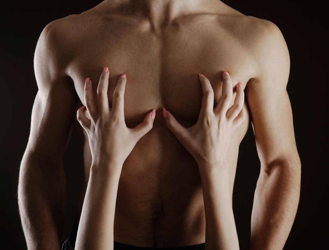 A los hombres les gustan los sonidos durante el sexo