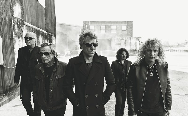 Bon Jovi en Chile