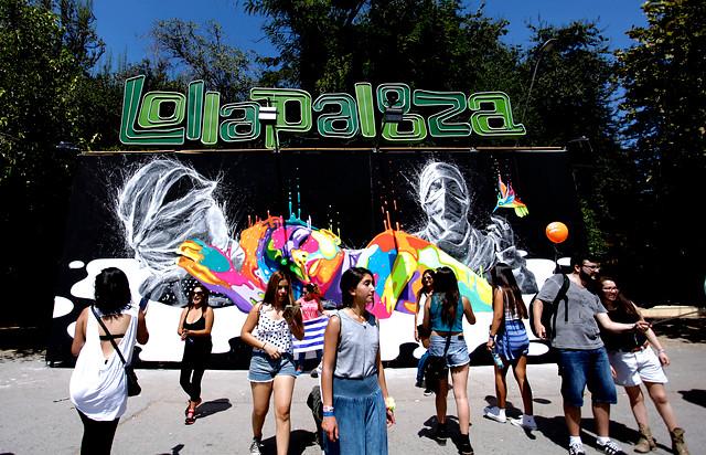 Resultado de imagen para lollapalooza chile 2018