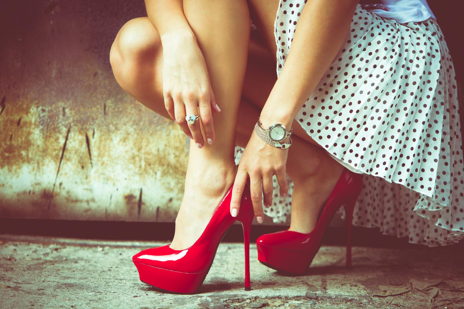 Heridas en los pies