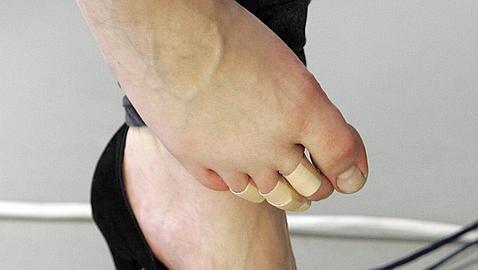 Pies heridos