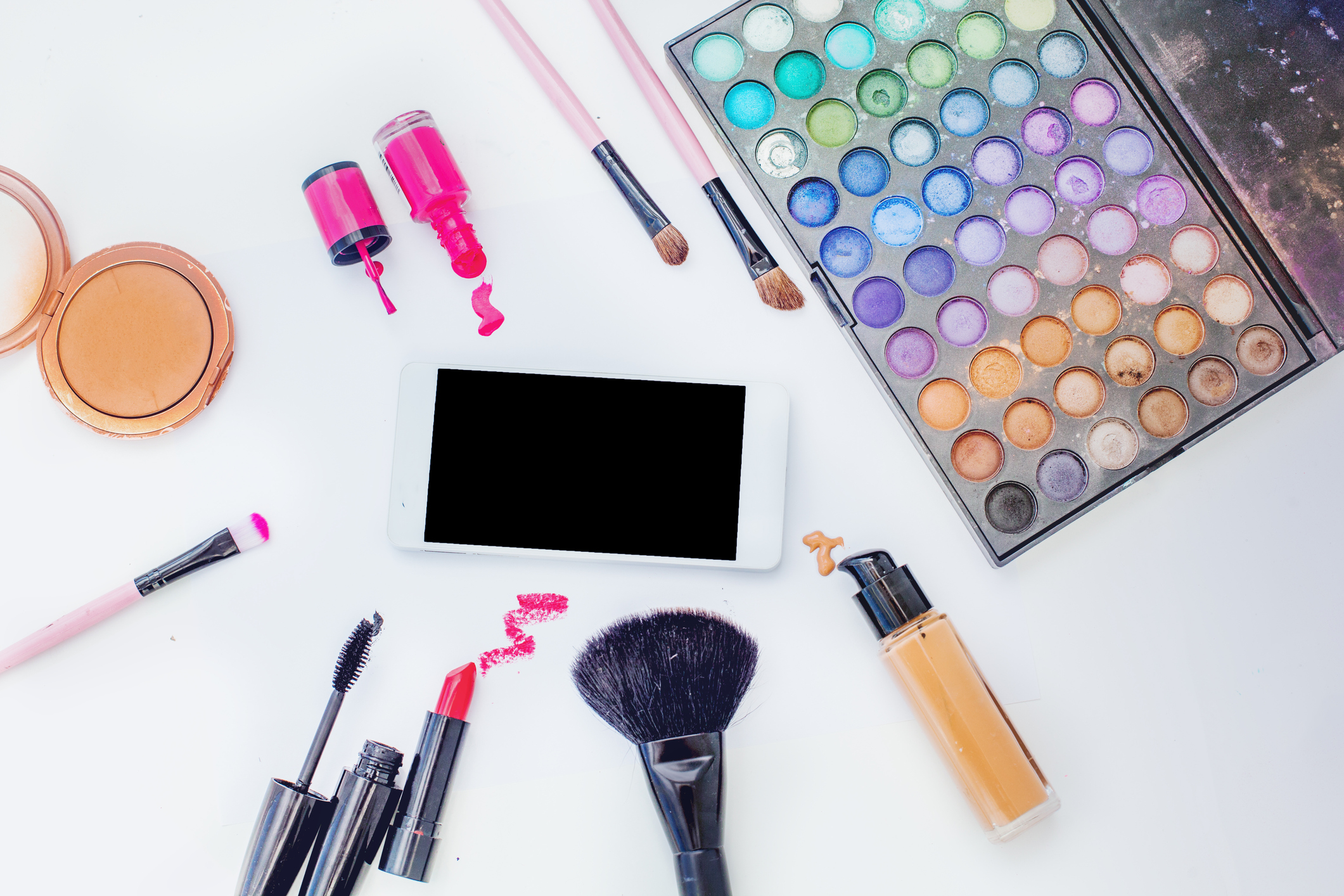 Básicos del maquillaje que tienen que estar tu cosmetiquero