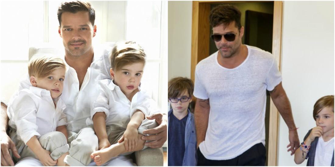 Día del padre Ricky Martin