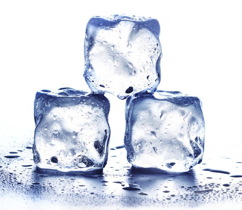 Ritual del cubo de hielo y agua, Bautismo masón