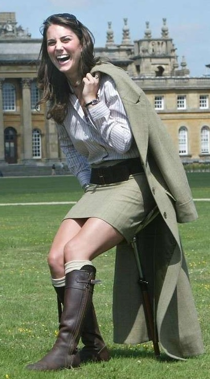 Kate-Middleton-con-sus-botas-preferidas-