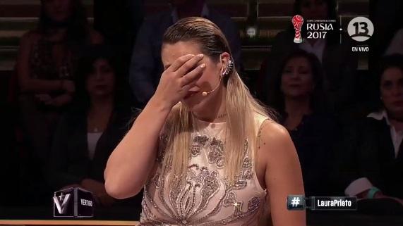 """Laura Prieto en """"Vértigo"""""""