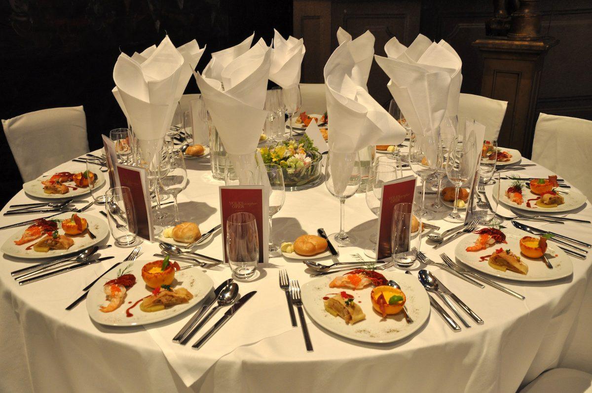 Banquetes de matrimonio 5 tipos para elegir for Cocina moderna tipo buffet
