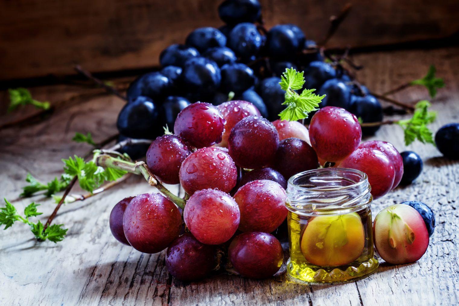 aceite de pepita de uva