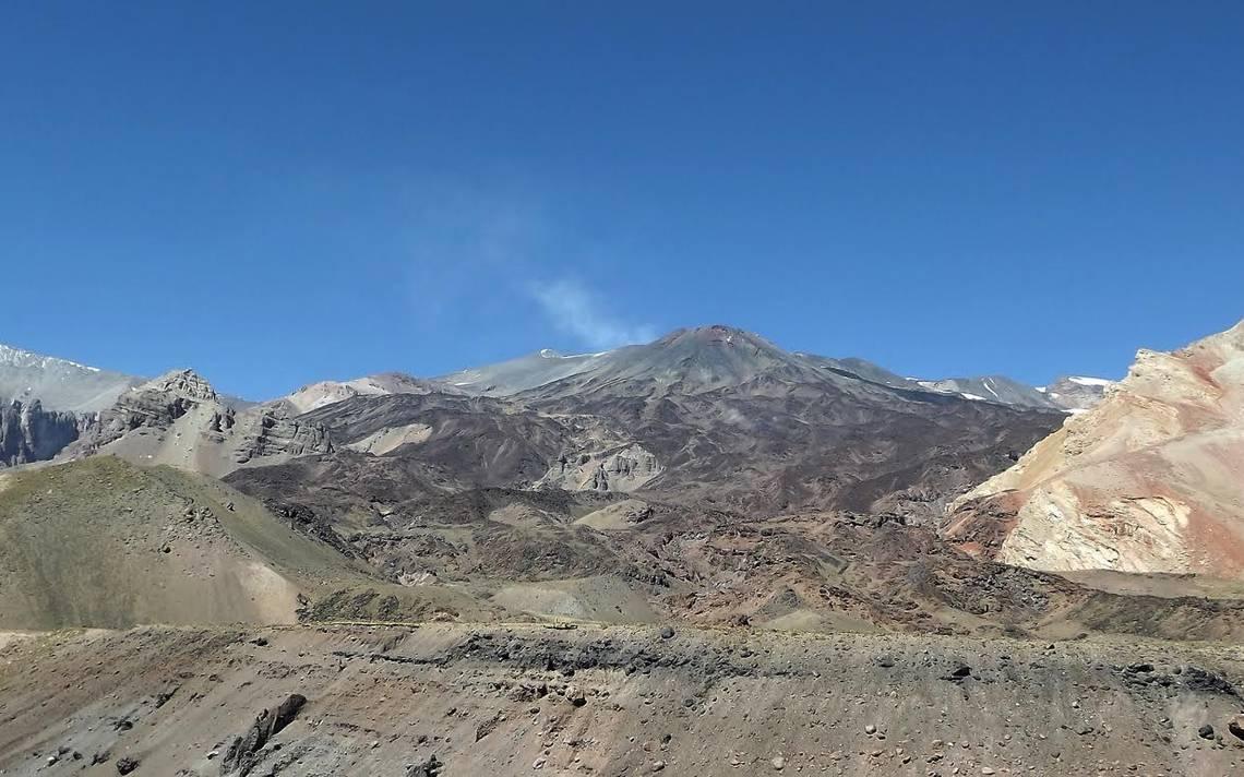 Volcán Tupungatito