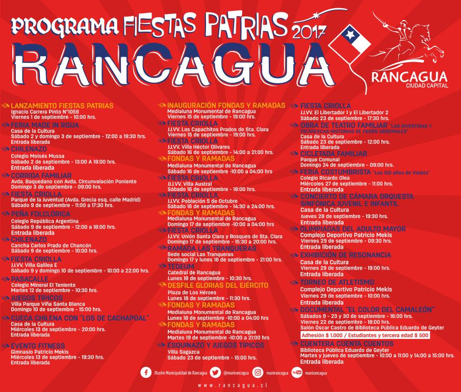 Fonda Rancagua