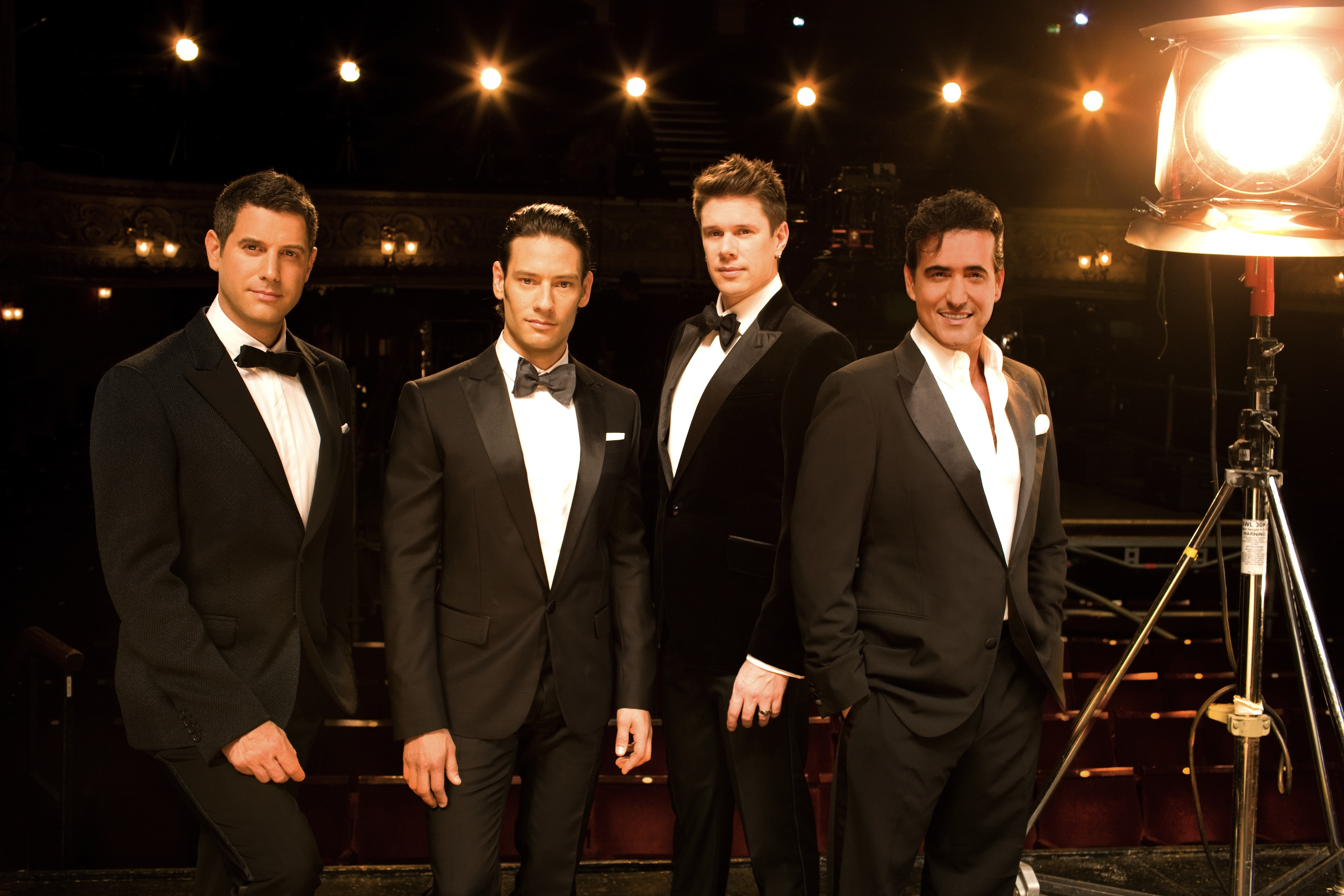 meet and greet il divo 2014