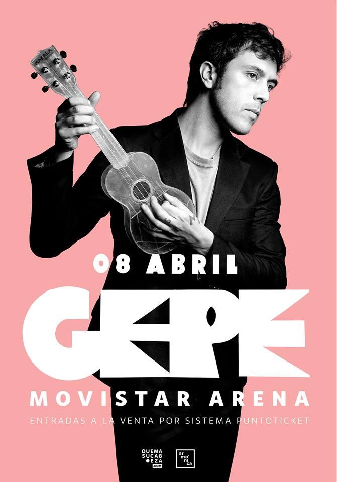 Gepe Movistar Arena