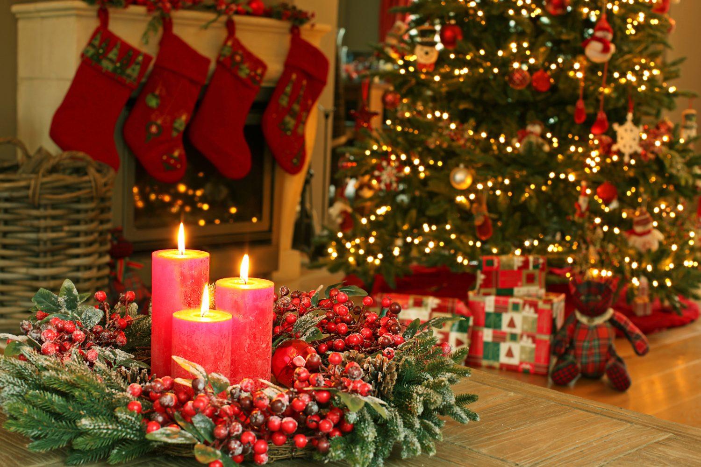 Ya pusiste la decoraci n navide a en tu hogar esta for Decoracion navidena hogar