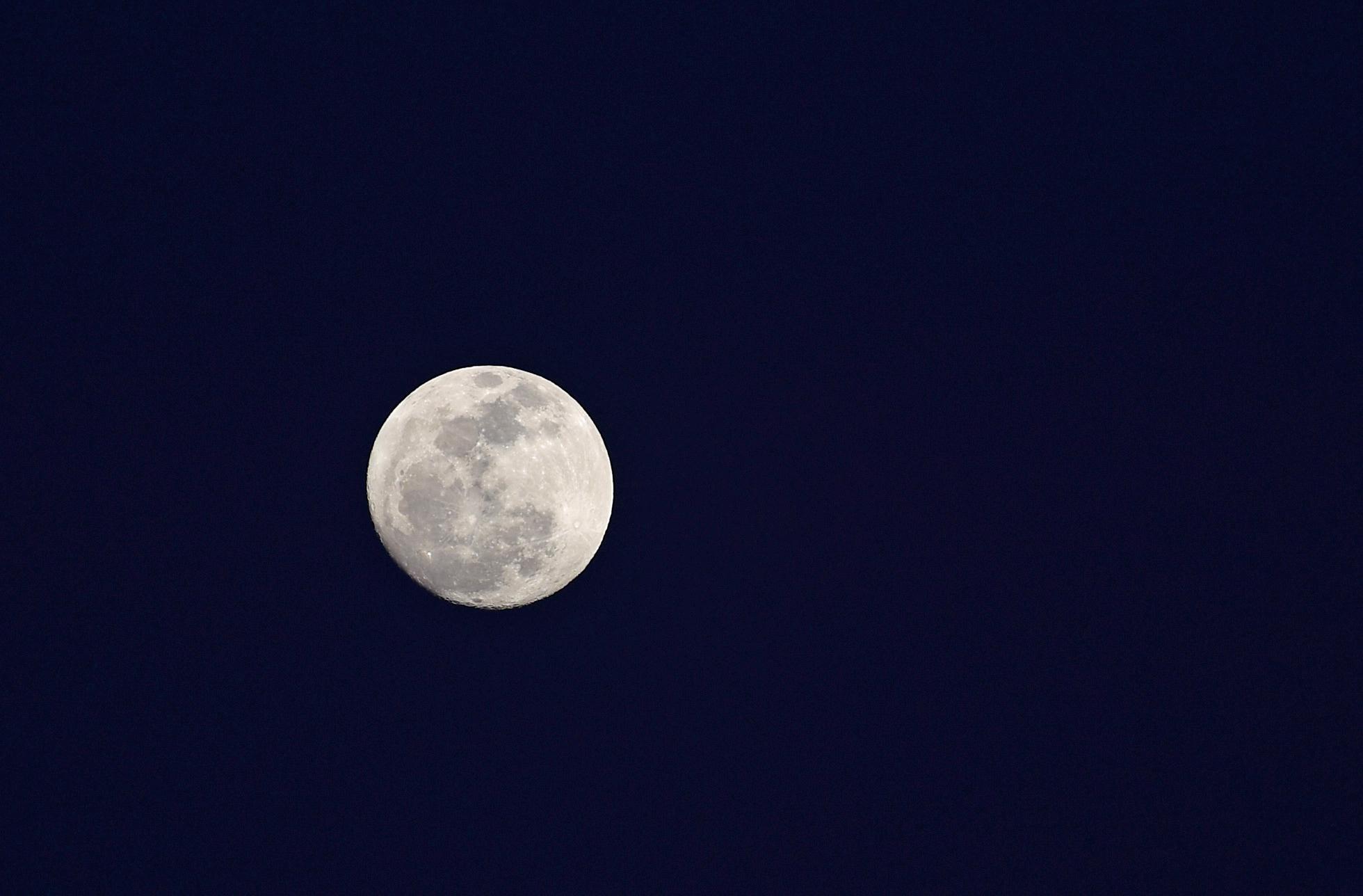 El Poder Y La Importancia De La Luna Llena