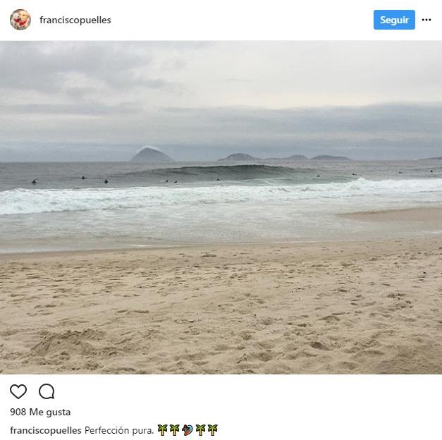 Francisco Puelles instagram