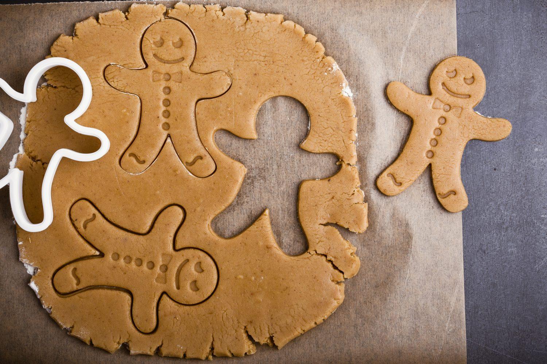 galletas de jengibre