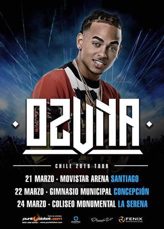 Ozuna Chile