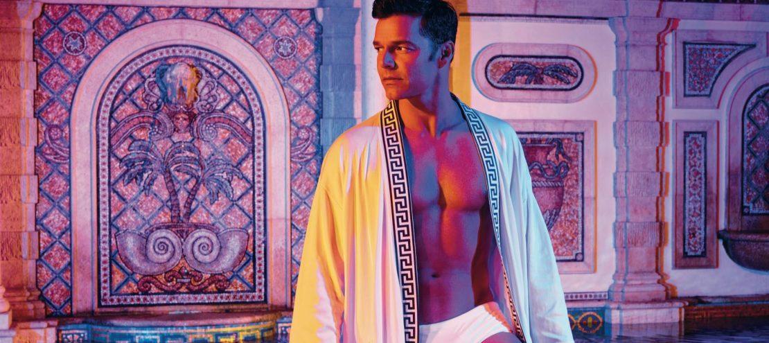 Ricky Martin Versace