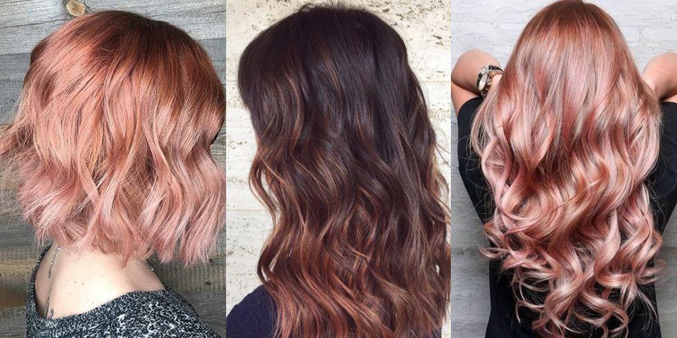 Cambio de temporada este es el color de pelo de moda for Tendencia de color de moda