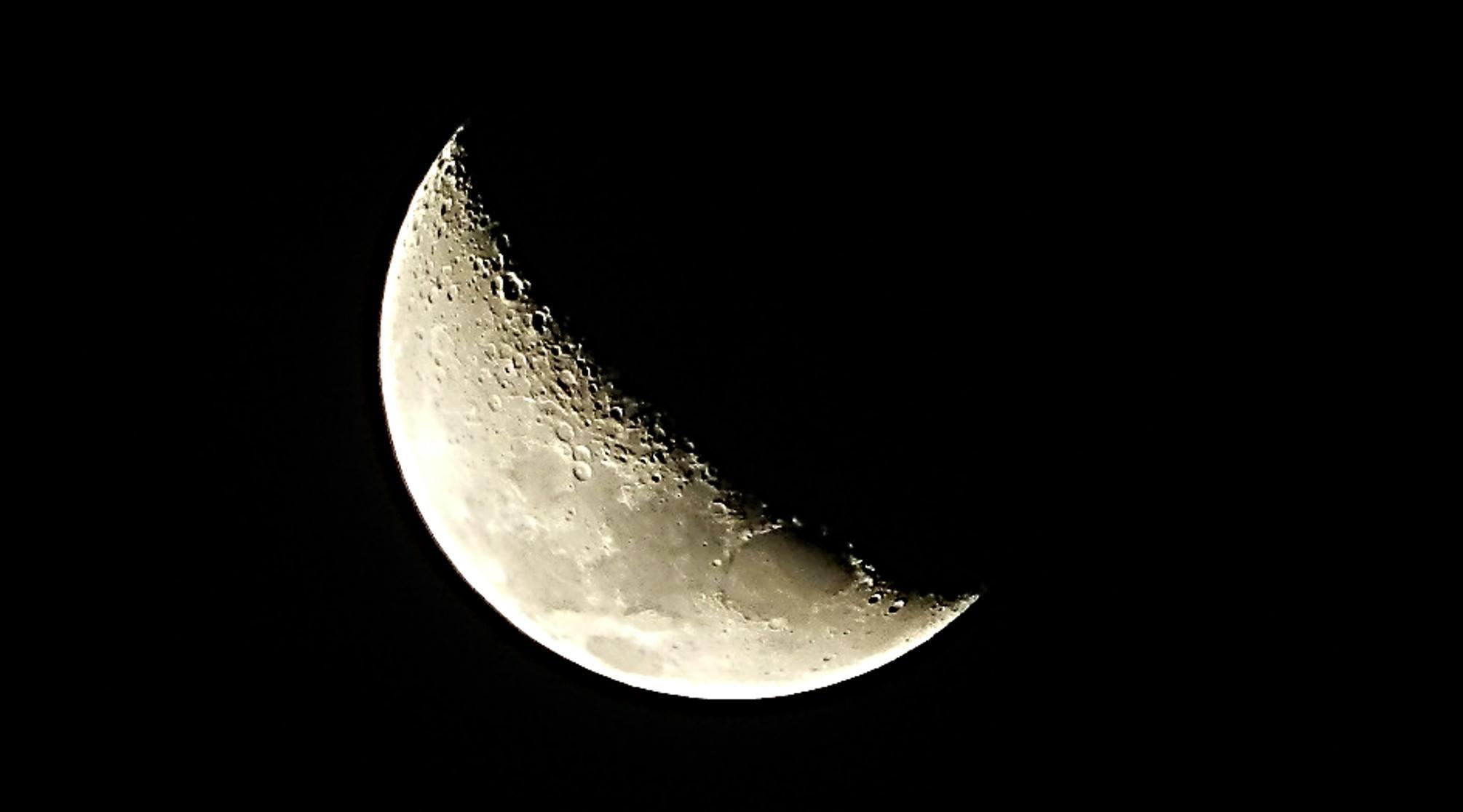 descubre qu es lo que tienes que hacer con luna creciente