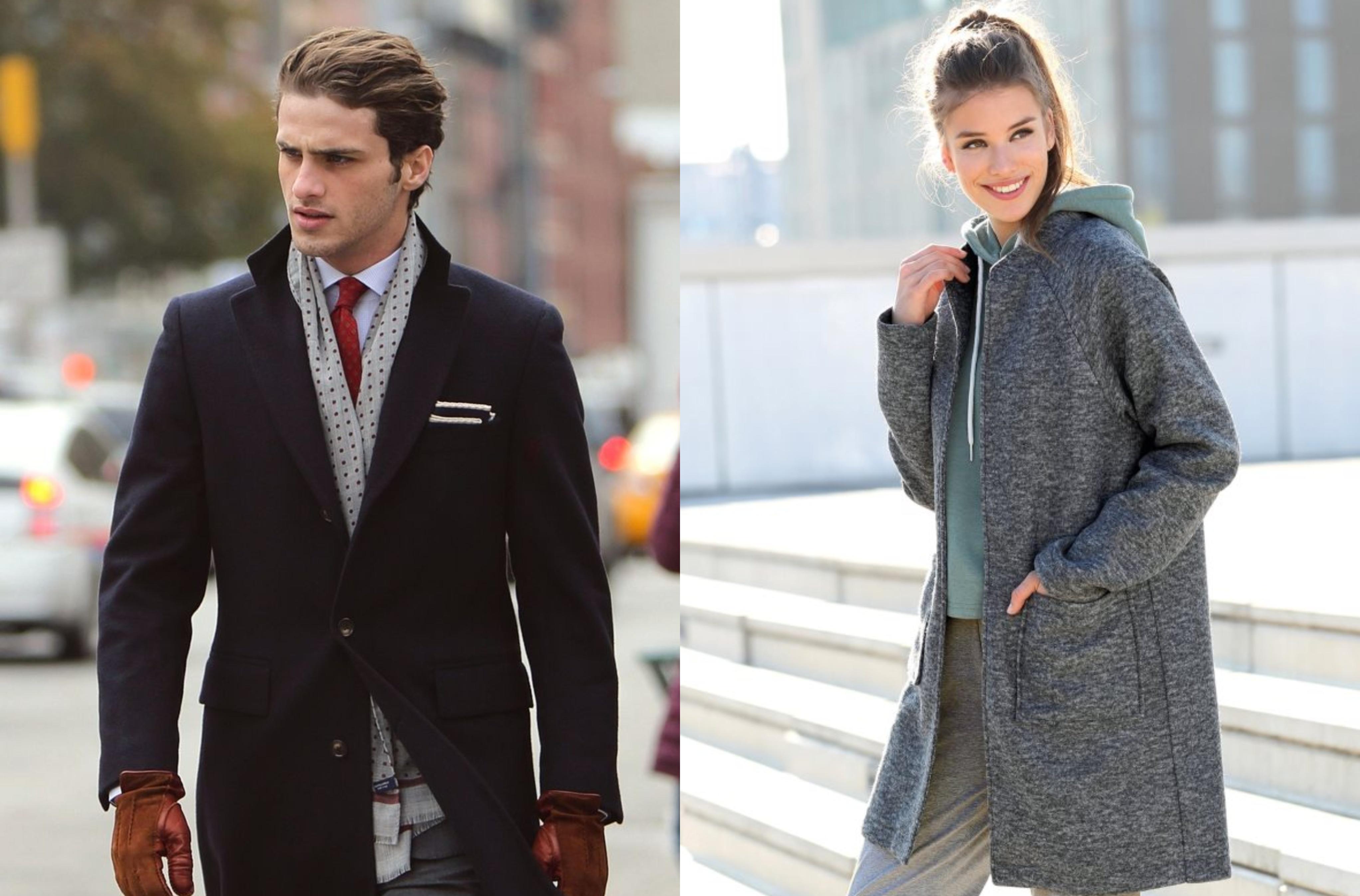 Conoce las tendencias de moda otoño,invierno para hombres y