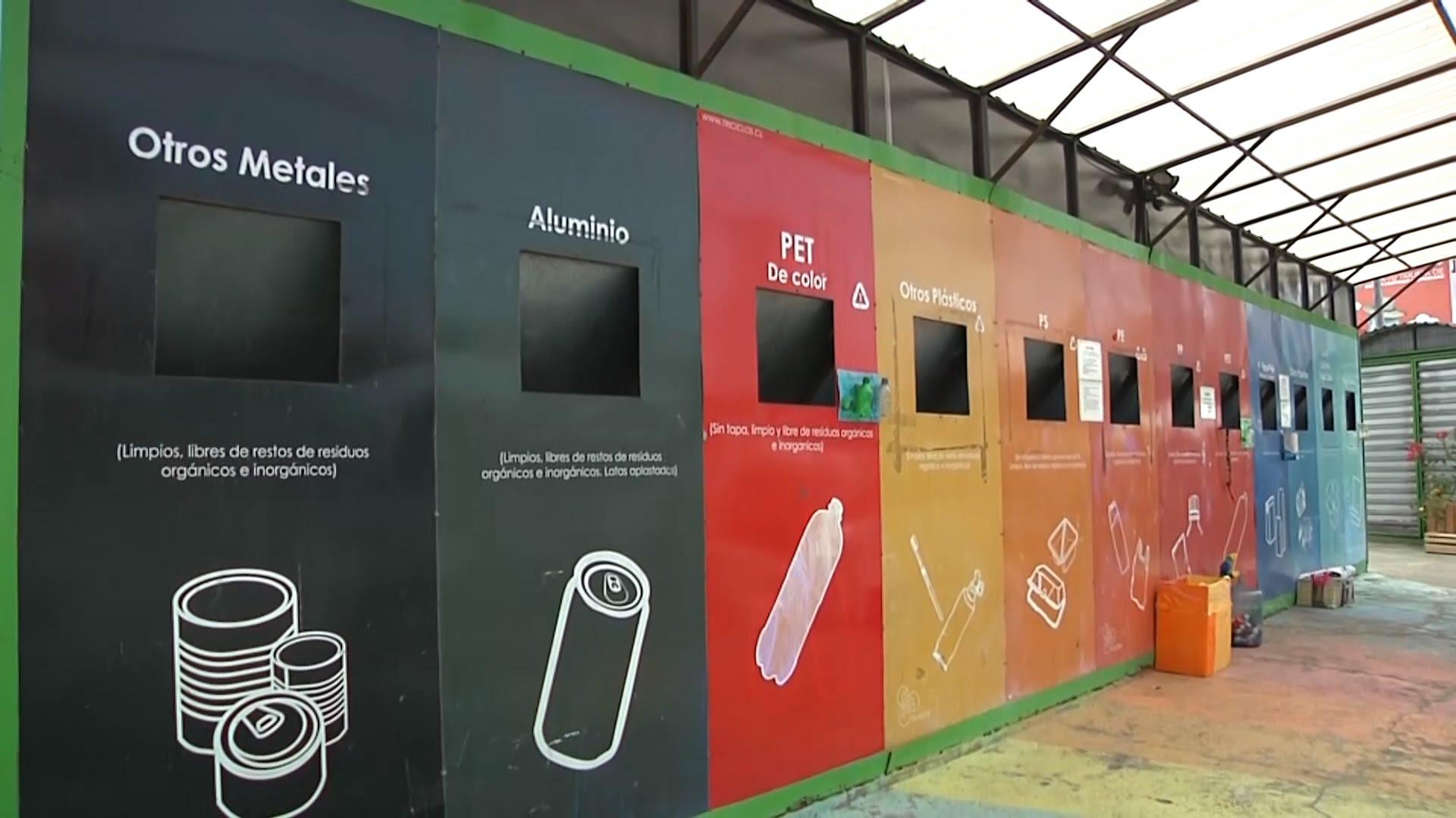 La Ruta Del Reciclaje En Chile 161 Conoce Los Principales