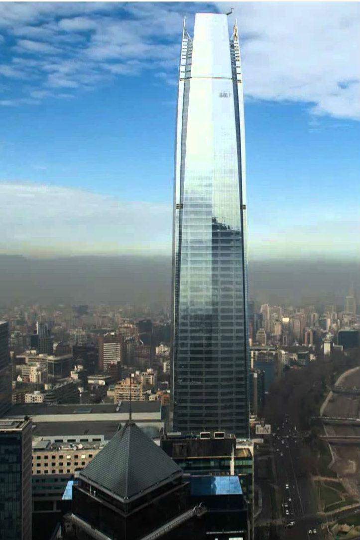 Sky Costanera: Santiago en 360° — FMDOS