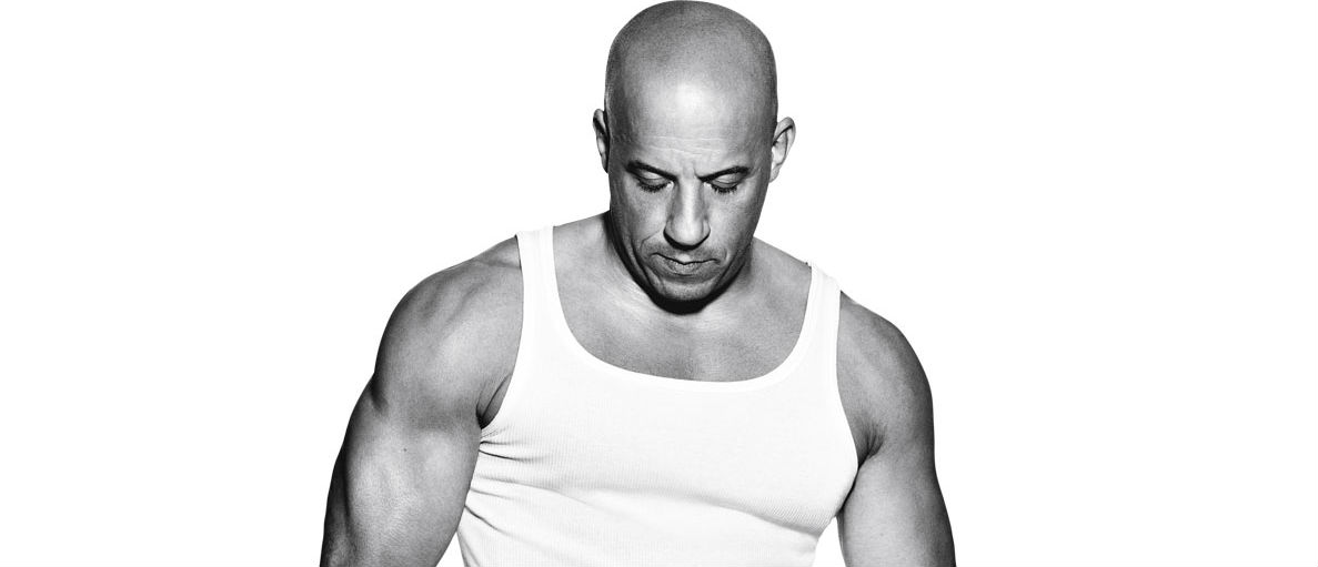 See vin diesel and his family