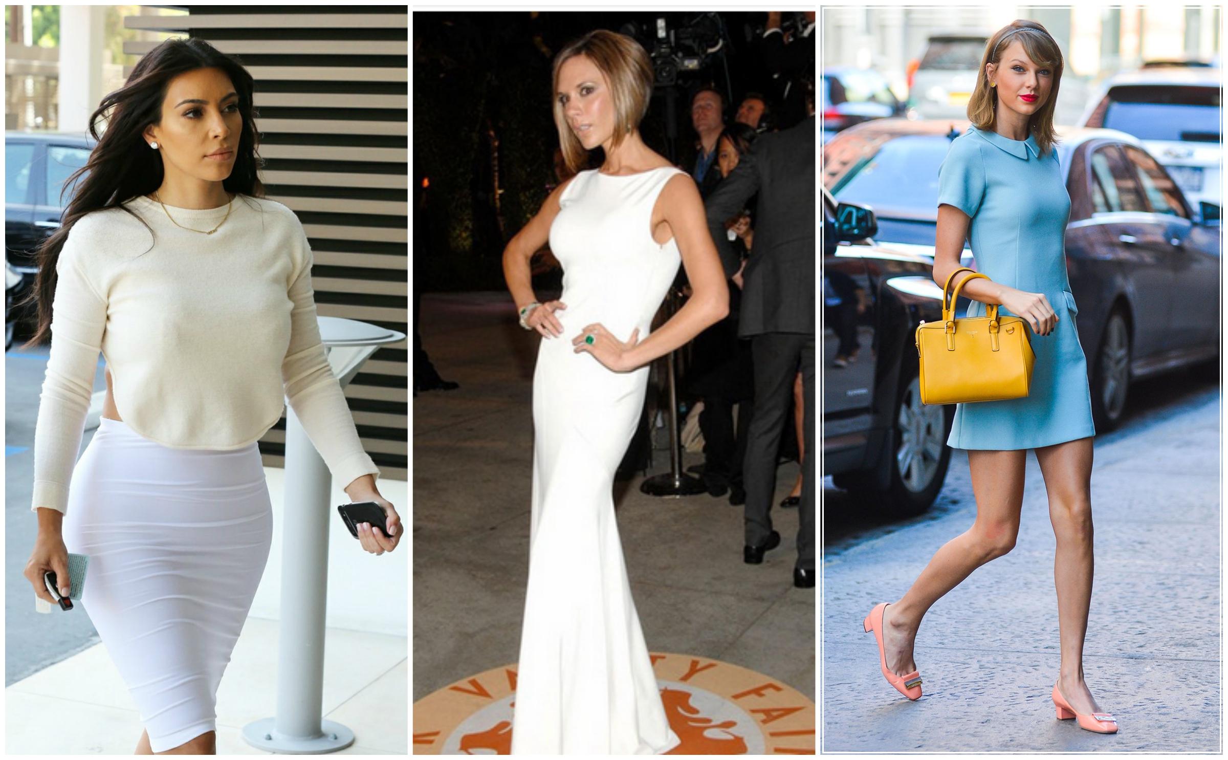 collage reinas de la moda