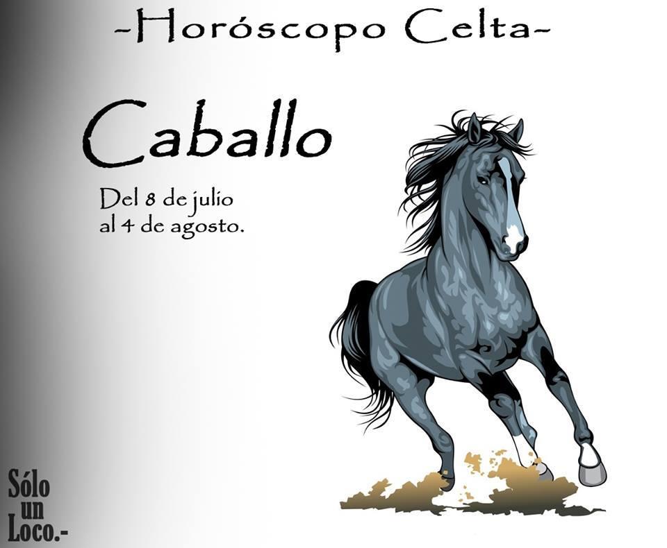 horos caballo